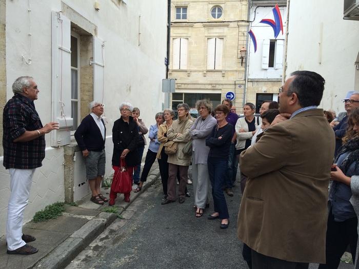 Journées du patrimoine 2019 - Conférence-visite sur les Carmes de Castillon-la-Bataille