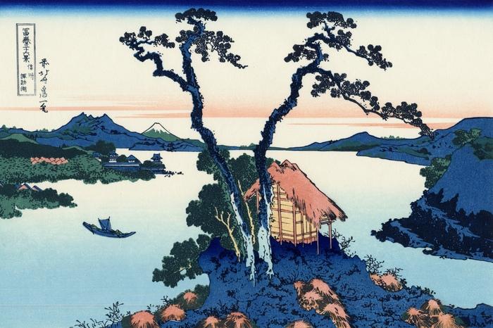 Journées du patrimoine 2020 - Exposition plein air : Hokusai et Hiroshige, un monde de papier