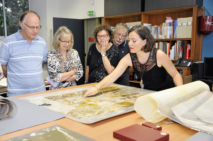 Journées du patrimoine 2019 - Visite guidée de l'atelier restauration