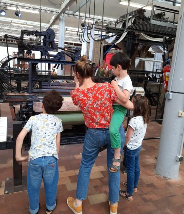 Dans la famille textile...
