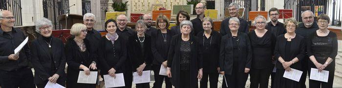 Journées du patrimoine 2019 - La Renaissance en Musique par l'Ensemble Vocal ANONYMUS