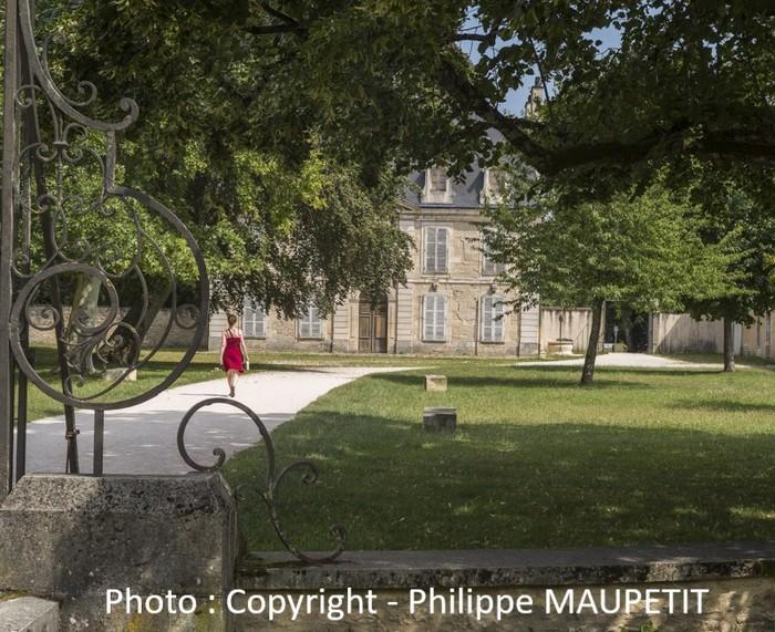 Journées du patrimoine 2019 - Ballades insolites autour du parc et du château de Pouilly