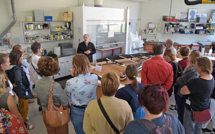 Journées du patrimoine 2020 - Visite guidées du laboratoire ARC-Nucléart