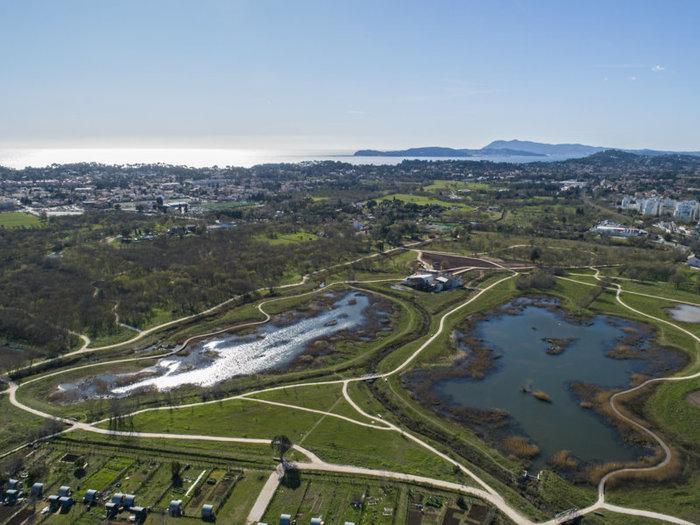 Journées du patrimoine 2020 - Visite conférence de la genèse à la réalisation de l'Espace nature départemental du Plan