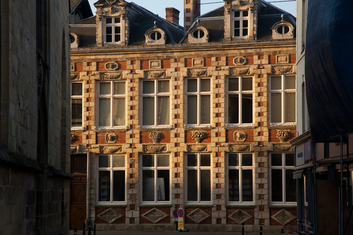 Journées du patrimoine 2019 - Visite guidée de l'Hôtel Courtin de Torsay à La Ferté-Bernard