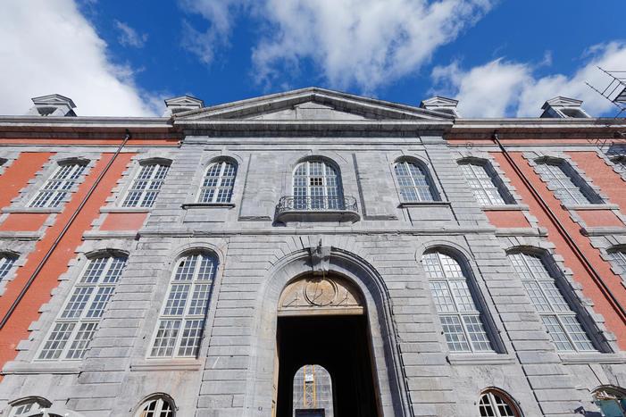 Journées du patrimoine 2019 - Hôpital Général : locaux de Valenciennes Métropole et Royal Hainaut Spa and Resort Hôtel