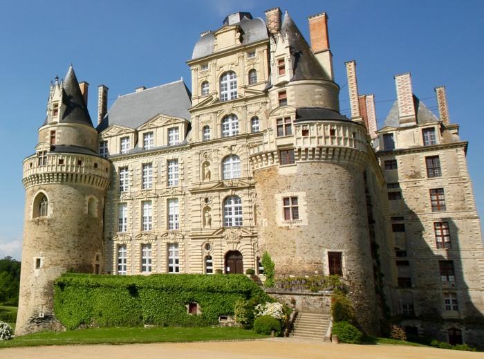 Journées du patrimoine 2020 - Visite libre du Château de Brissac