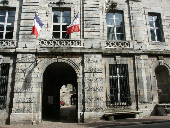 Journées du patrimoine 2019 - Hôtel de ville de Poligny et anciennes prisons