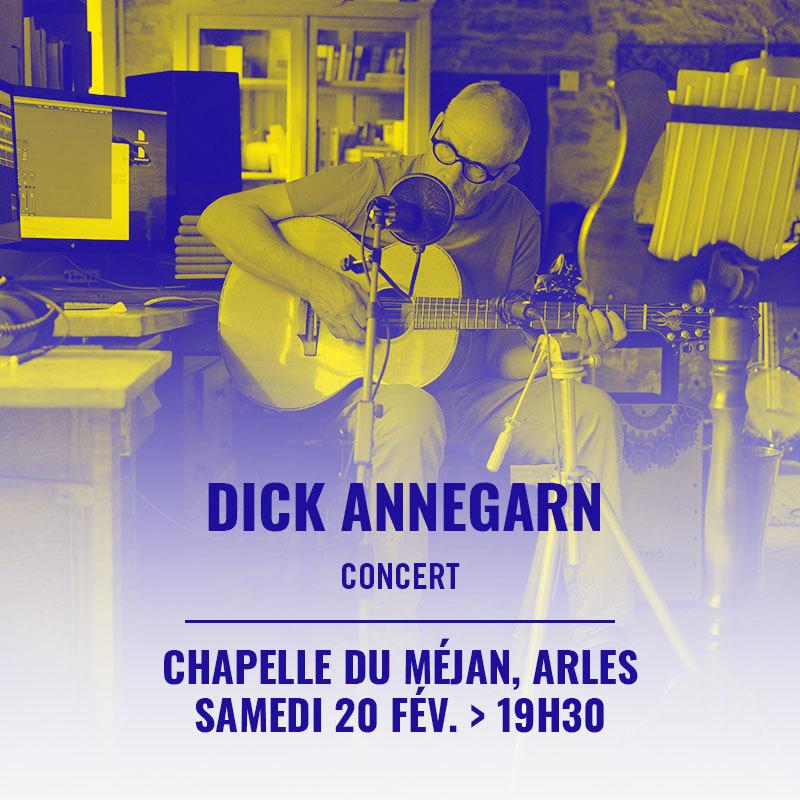 Dick Annegarn . Söl . Les Suds, en Hiver
