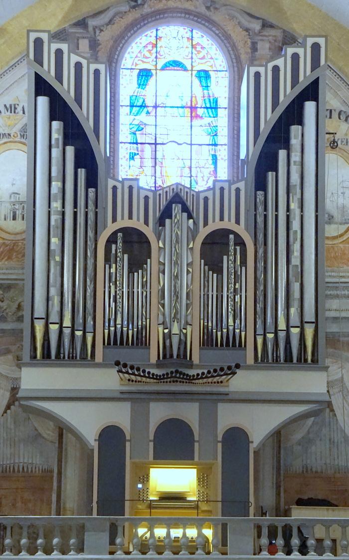 Journées du patrimoine 2020 - Visite commentée de la Cathédrale Notre Dame de Nazareth et de tous les saints suivi d'un concert d'Orgue.
