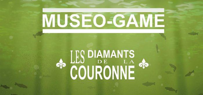 Journées du patrimoine 2019 - Muséo-game: les diamants de la couronne.