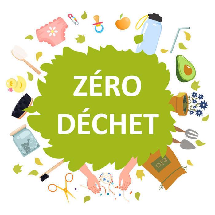 Ateliers adultes Zéro Déchet au centre social Cocteau