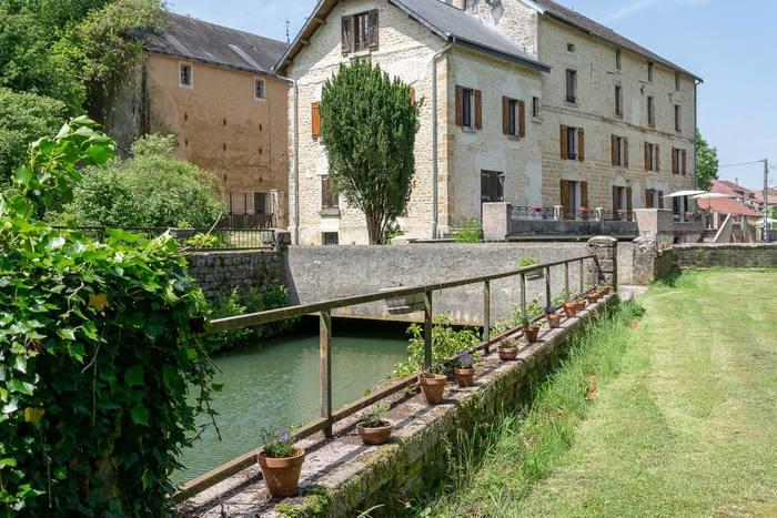 Journées du patrimoine 2020 - À la découverte du parc du Moulin du Loison