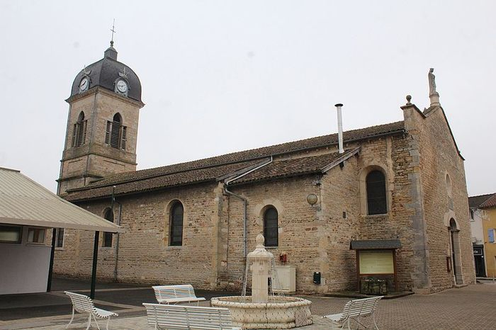 Journées du patrimoine 2020 - Visite libre de l'église Saint-Didier