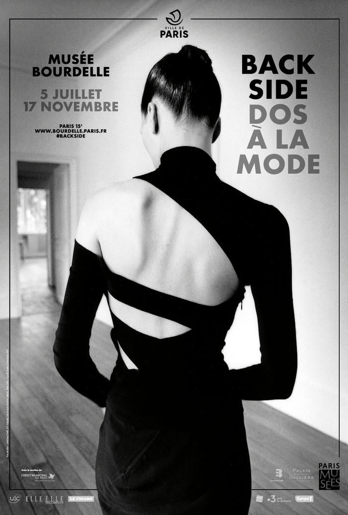 Journées du patrimoine 2019 - Visite guidée de l'exposition Back Side / Dos à la mode
