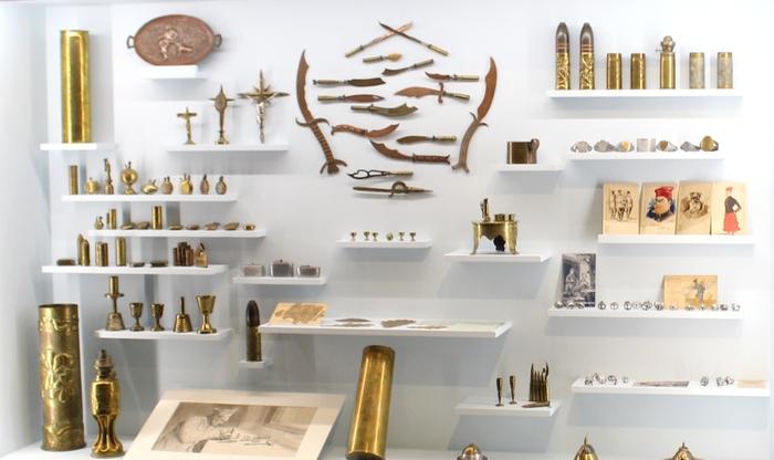 Journées du patrimoine 2019 - Visites commentées de l'exposition temporaire Regards sur la Grande Guerre : sens et puissance des images