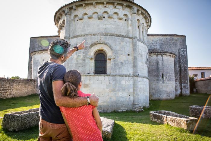 Journées du patrimoine 2019 - Visite guidée de Mornac-sur-Seudre