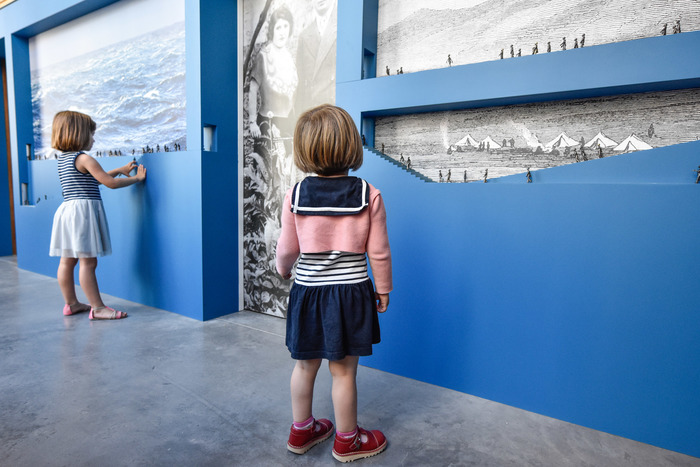 Journées du patrimoine 2019 - Visite ludique de l'exposition permanente du Cpa