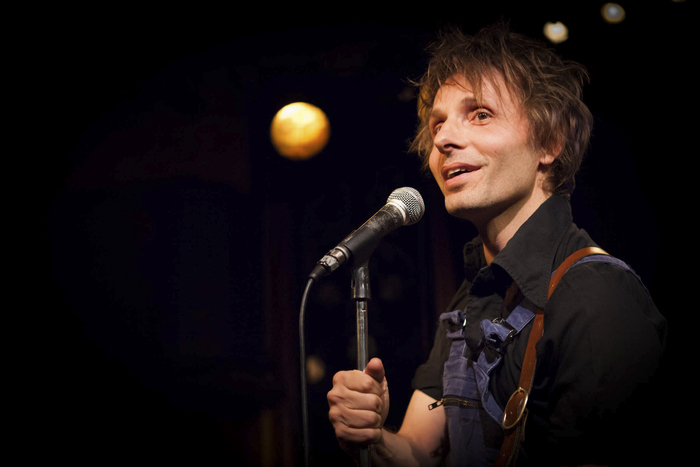 Bamboche à L'Entrepôt !  Concert – Nicolas Jules