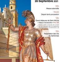 Menton - Fête patronale de Saint-Michel