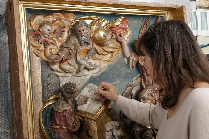 Journées du patrimoine 2020 - Visite guidée de l'atelier