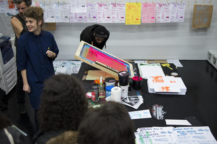 Journées du patrimoine 2020 - Annulé | Atelier de sérigraphie avec l'Insoleuse