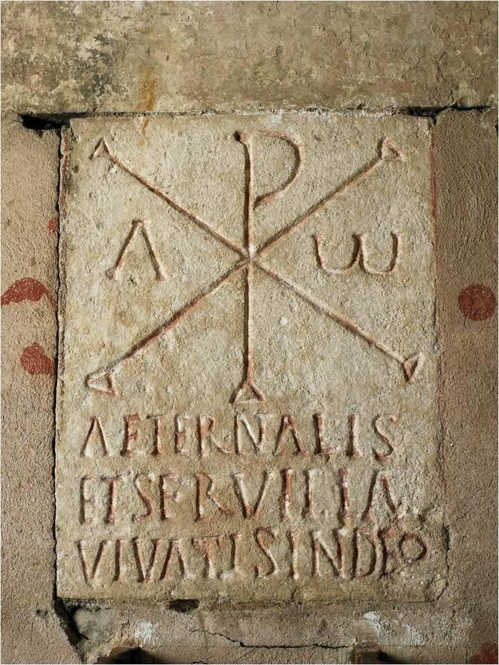 Journées du patrimoine 2020 - Visite guidée du patrimoine romain et paléochrétien de Civaux
