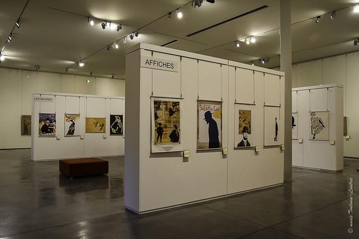 Nouvelle Exposition «Toulouse-Lautrec, l'affiche et la lithographie» au musée Toulouse-Lautrec De décembre 2019 à juin 2020