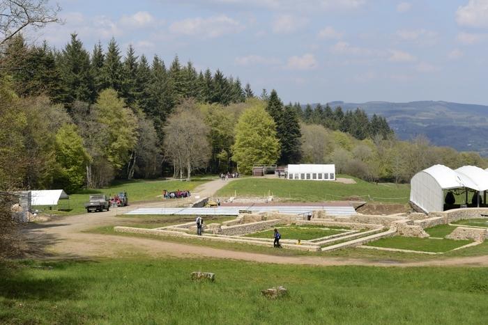 Journées du patrimoine 2019 - Visite commentée des fouilles de l'été