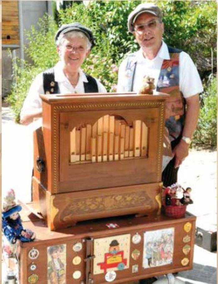 Journées du patrimoine 2019 - Festival des orgues de barbarie