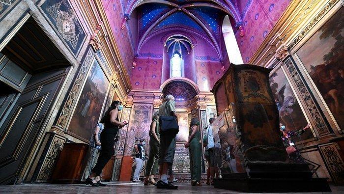 """Pour fêter le 10ème anniversaire du classement de la cité épiscopale au patrimoine mondial de l'UNESCO, le musée Toulouse-Lautrec vous propose de découvrir les salles """"secrètes"""" du palais de la Berbie"""