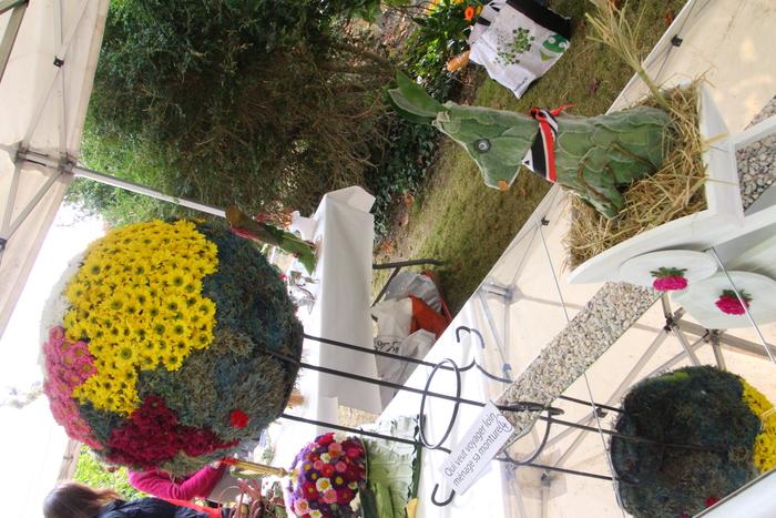 Journées du patrimoine 2019 - Initiation à l'art floral