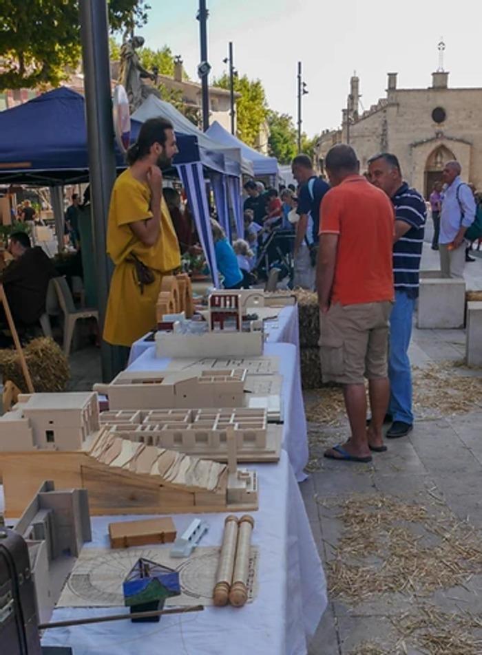 Journées du patrimoine 2020 - Atelier immersif sur la ville romaine