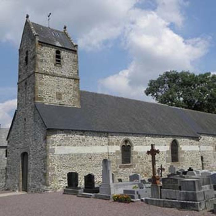 Journées du patrimoine 2020 - Visite libre de l'église Saint-Laurent de Moidrey