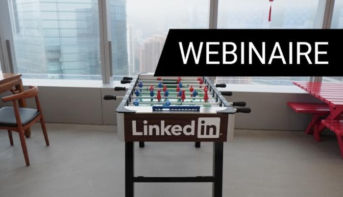 ENE - Découverte des fonctionnalités LinkedIn