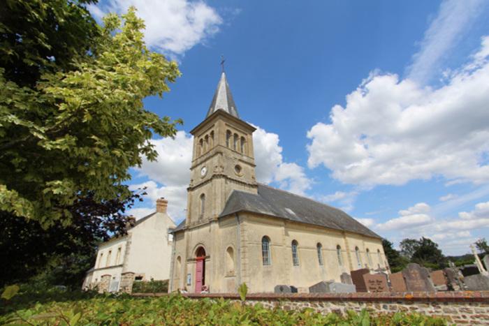 Journées du patrimoine 2019 - Visite libre de l'église Saint-Mélaine