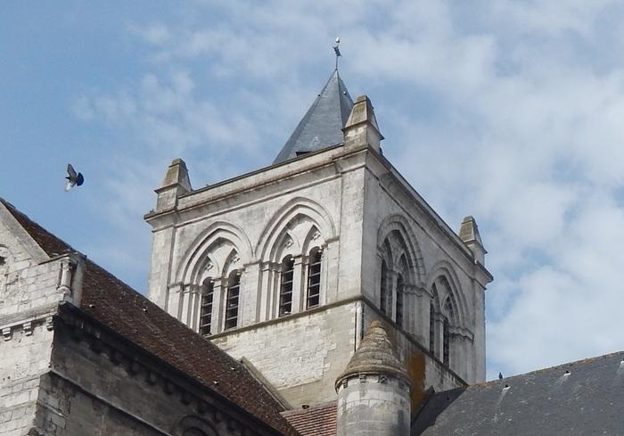 Journées du patrimoine 2020 - Ouverture de la collégiale de Lillers