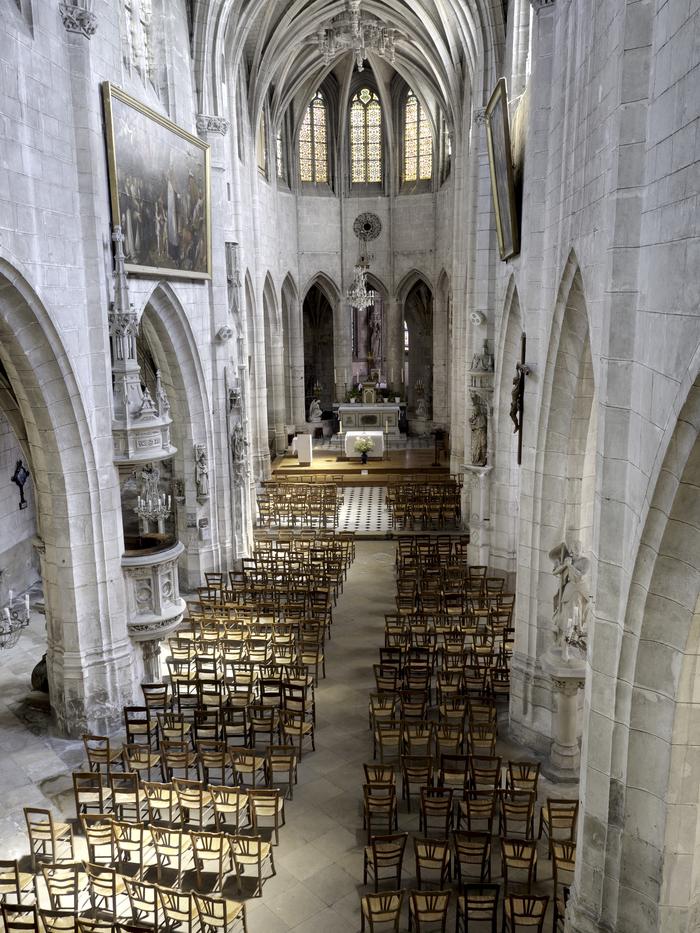 Journées du patrimoine 2020 - Visitez l'église Saint-Thibault !
