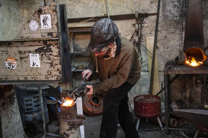 Journées du patrimoine 2020 - Ouverture des ateliers des artistes du Collectif du Château de Verchaüs
