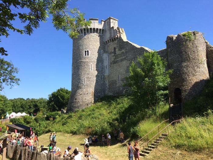 Journées du patrimoine 2020 - Jeu d'enquête au château de Robert le Diable : Complot Diabolique