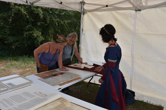 Journées du patrimoine 2020 - Découverte des archives municipales de la ville de Thann