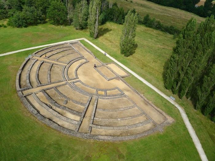 Journées du patrimoine 2020 - Visite libre du site archéologique d'Aubigné-Racan