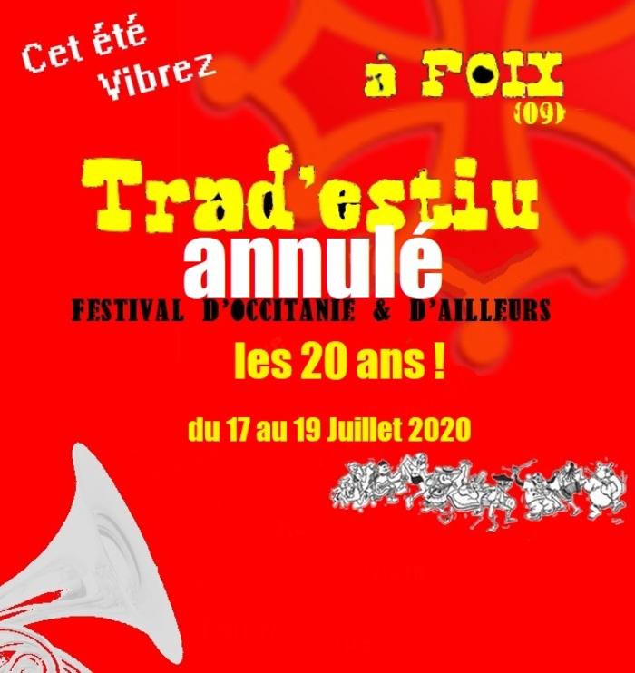 [ANNULE]  <strike>Festival Trad'Estiu</strike>