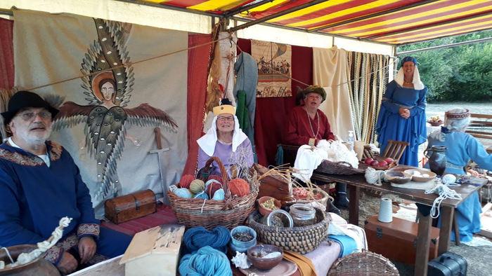 Journées du patrimoine 2020 - Ateliers médiévaux Consorani