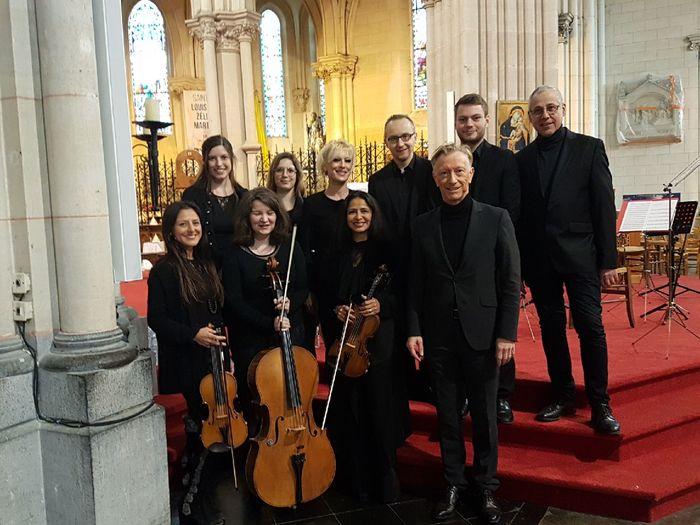 Journées du patrimoine 2020 - Concert à Saint-Géry