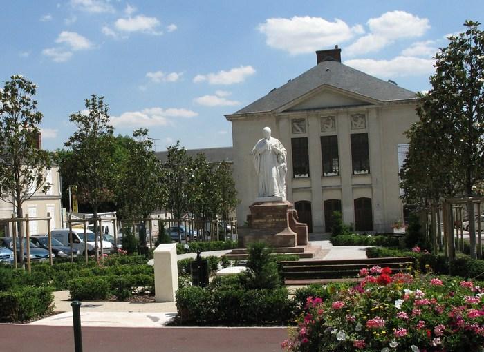 Journées du patrimoine 2019 - Visite du théâtre intercommunal d'Etampes