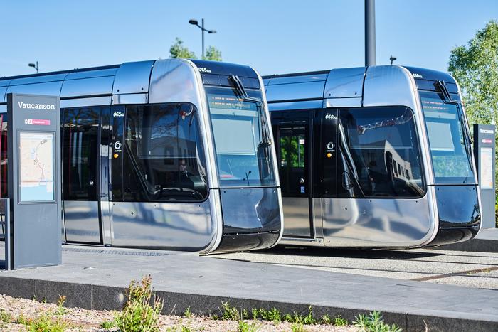 Journées du patrimoine 2019 - « Découverte du centre d'exploitation et de maintenance du Tramway de Tours » encadrée par des agents Fil Bleu