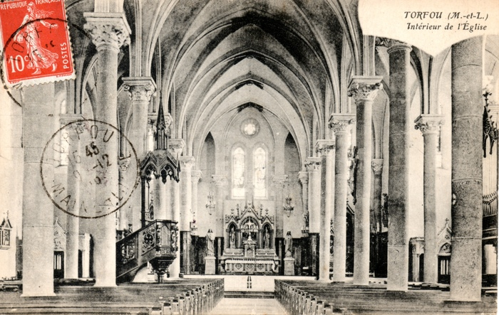Journées du patrimoine 2020 - Visite guidée de l'Eglise St Martin