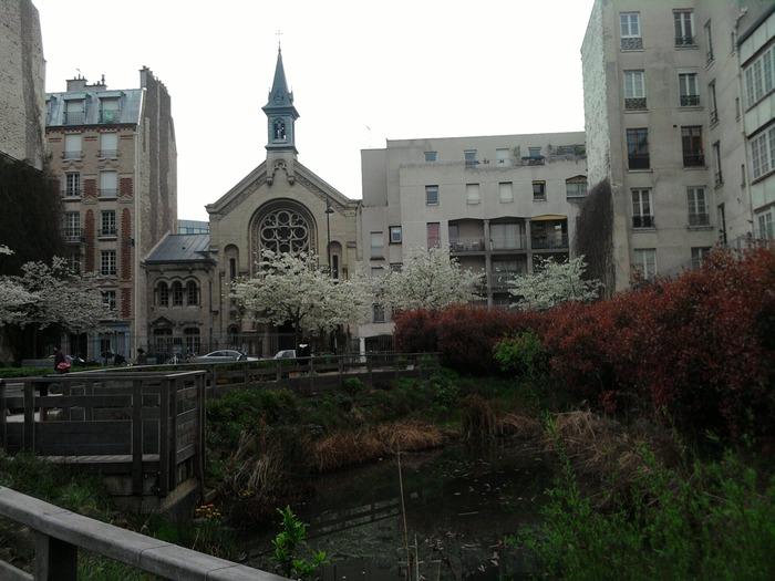 Journées du patrimoine 2019 - Visite de l'église luthérienne de Bon Secours