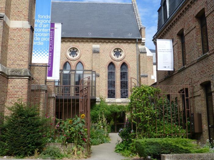 Journées du patrimoine 2020 - Ouverture exceptionnelle des réserves du Fonds régional d'art contemporain de Picardie